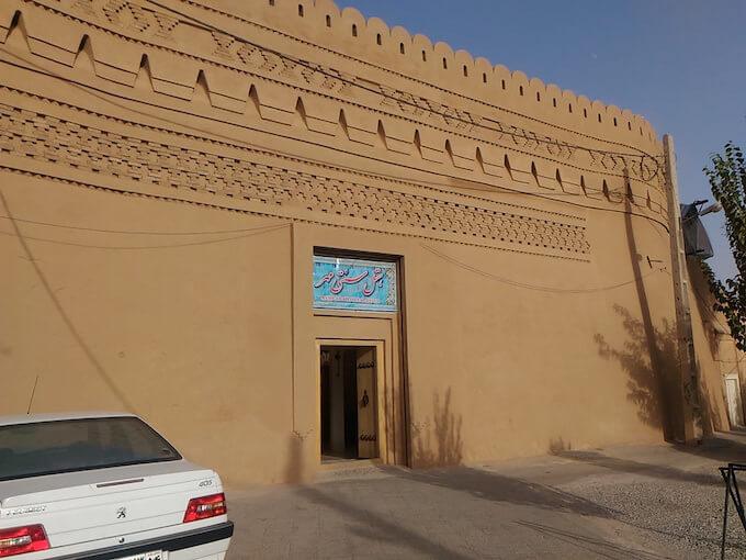 Mehr Hotel a Yazd
