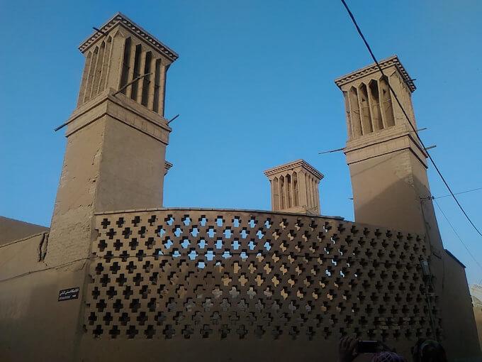 Badgir o Torri del vento a Yazd