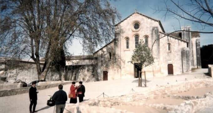 L'Abbazia di Silvacane