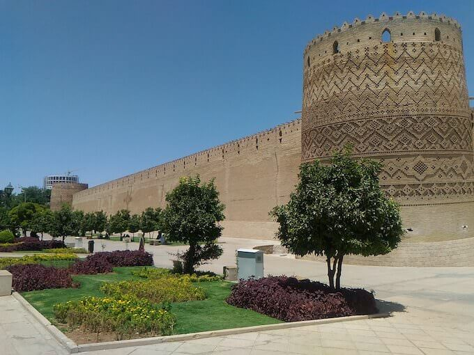 Shiraz: cittadella di Karim Khan