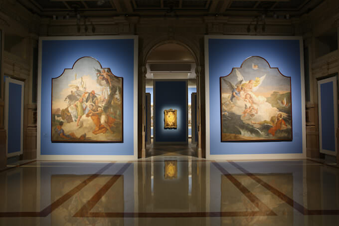 Mostra di Tiepolo alle Gallerie d'Italia di Milano