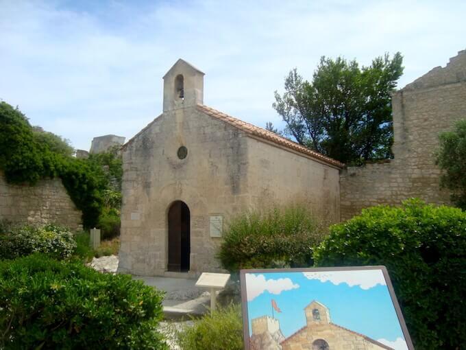 Les Baux-de-Provence: il Museo dell'ulivo