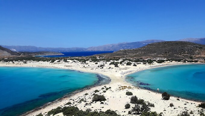 Elafonissos, Grecia