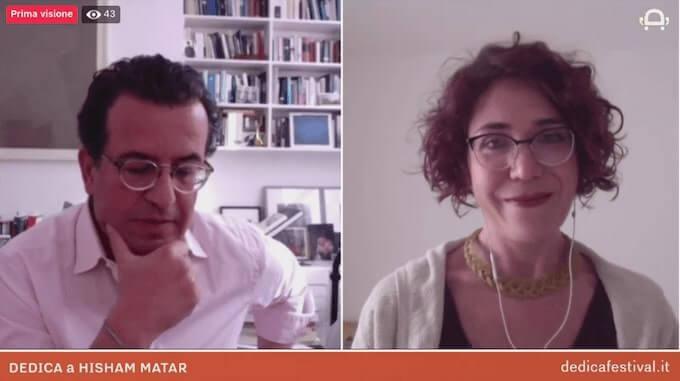 Hisham Matar e Benedetta Tobagi