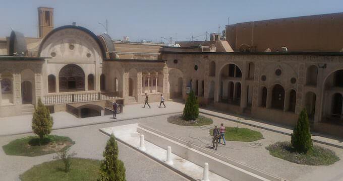 Casa Tabatabaei a Kashan