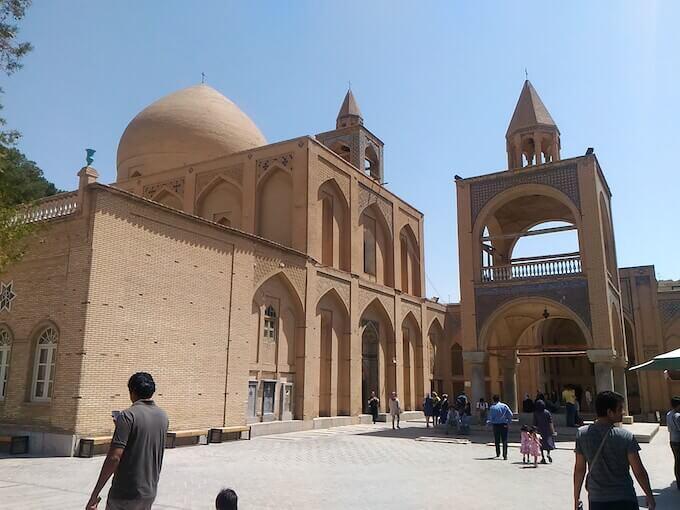 Isfahan: Cattedrale di Vank