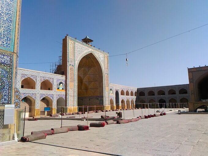 Isfahan: Moschea del Venerdì