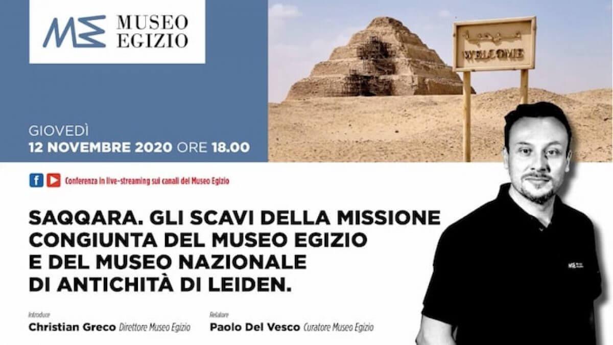Paolo Del Vesco: Saqqara