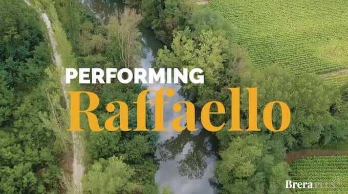 """Documentario """"Performing Raffaello"""""""