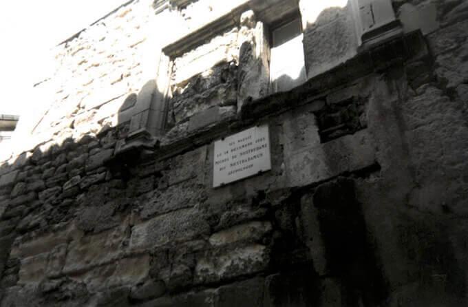 Saint Rémy: casa di Nostradamus