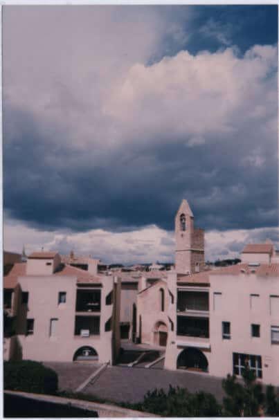 Il campanile di Salon