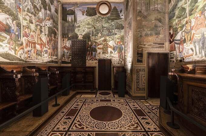 Palazzo Medici Riccardi: Cappella dei Magi