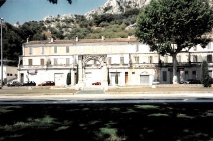 L'arco romano di Cavaillon