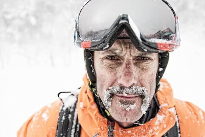 L'alpinista Emilio PrevitaliL'alpinista Emilio Previtali