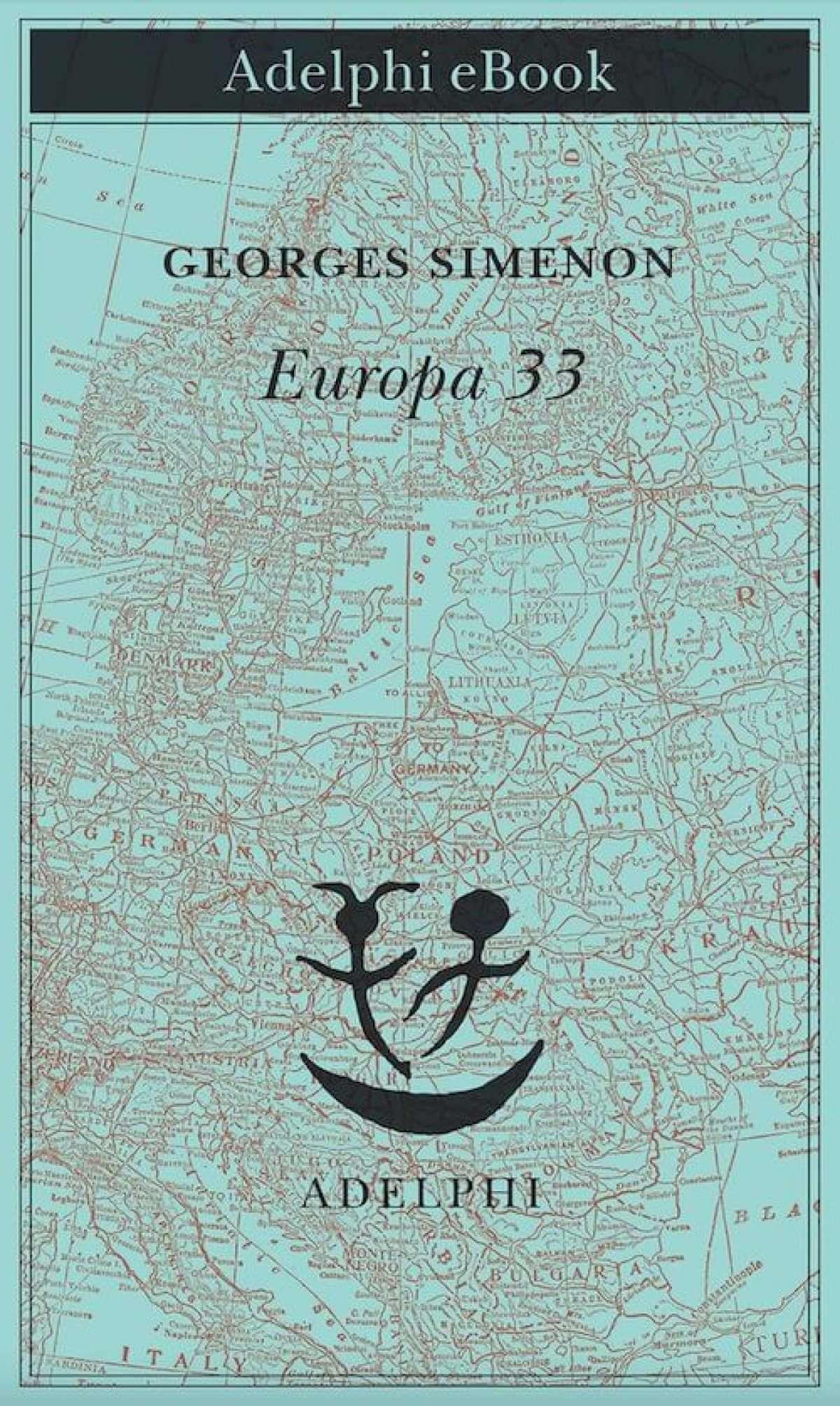 Simenon, Europa 33, Adelphi