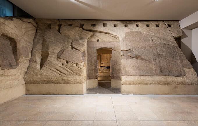 Il tempio di Ellesiya al Museo Egizio di Torino