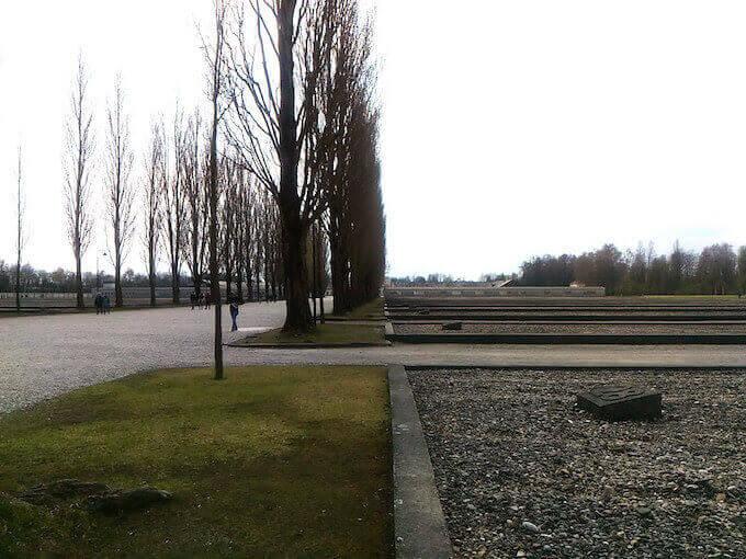 Dachau: vista d'insieme