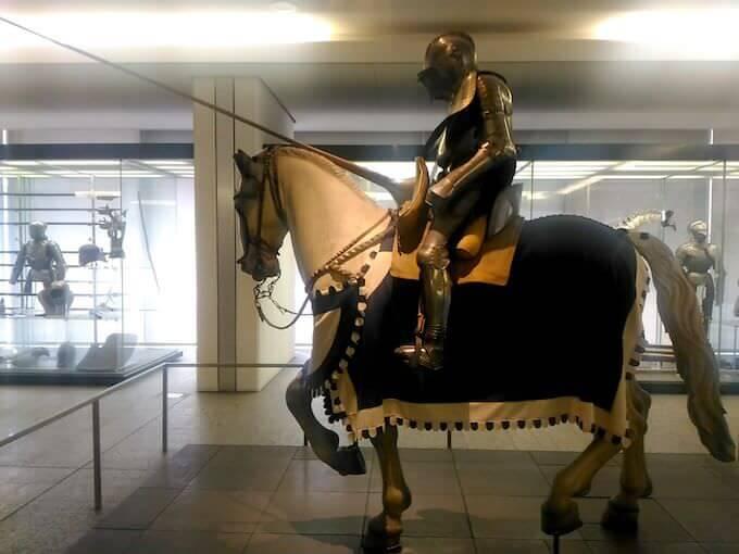 Norimberga: una sala del Museo Nazionale