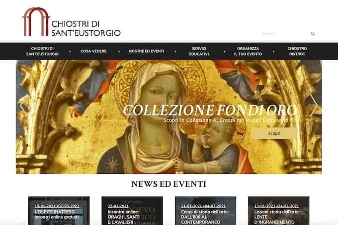 Sito del Museo Diocesano di Milano