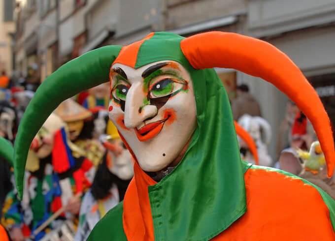 Basler Fasnacht / Basel Carnival