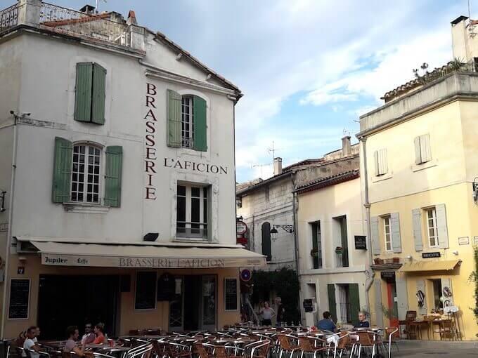 Brasserie l'Aficion ad Arles