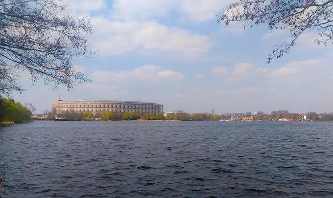 La Congresse Halle di Norimberga