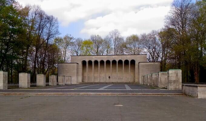 La Ehrenhalle di Norimberga