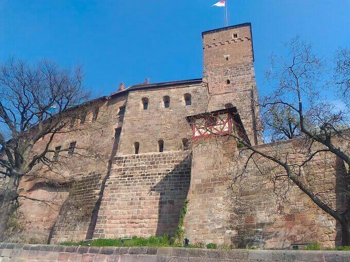 Il Castello imperiale di Norimberga
