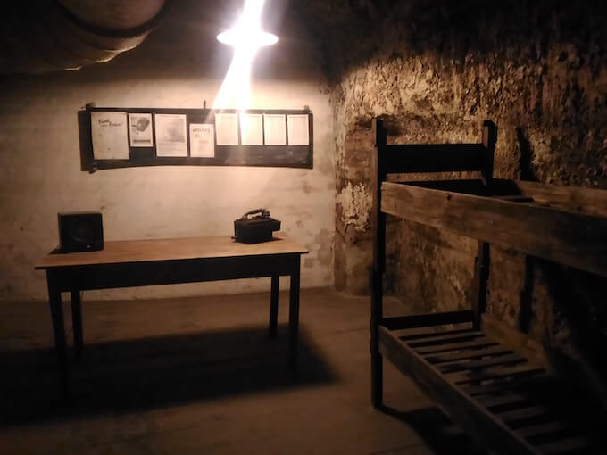Norimberga: bunker storico