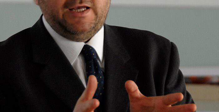 Il giornalista Claudio Visentin