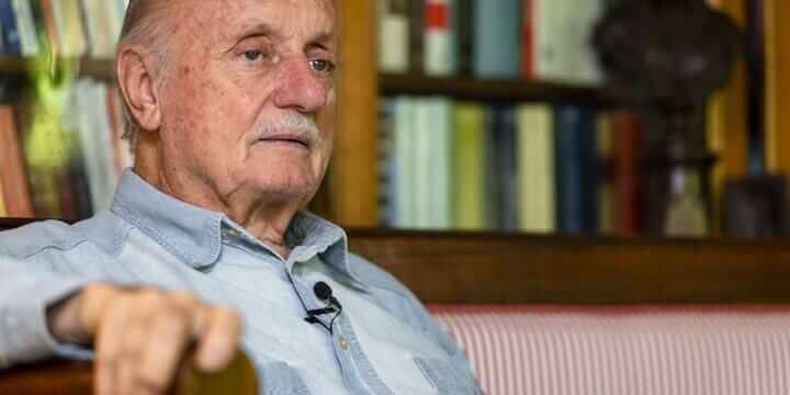 L'architetto Paolo Pejrone