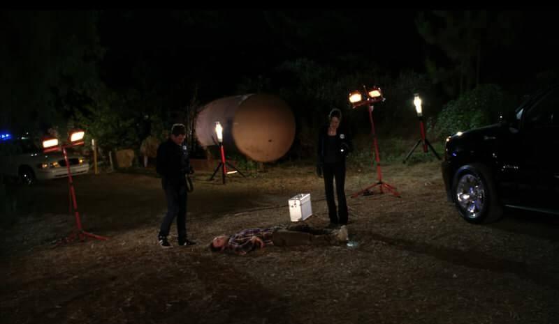 C.S.I. serie 12, episodio 1: screenshot di una scena