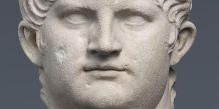 Ritratto di Nerone (Tipo IV)