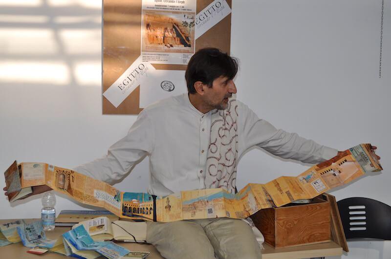 Stefano Faravelli alla Biblioteca di Mezzago