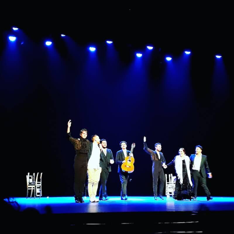 """""""Gala Flamenco"""" di Villa Rosa & Friends al Piccolo Teatro di Milano"""
