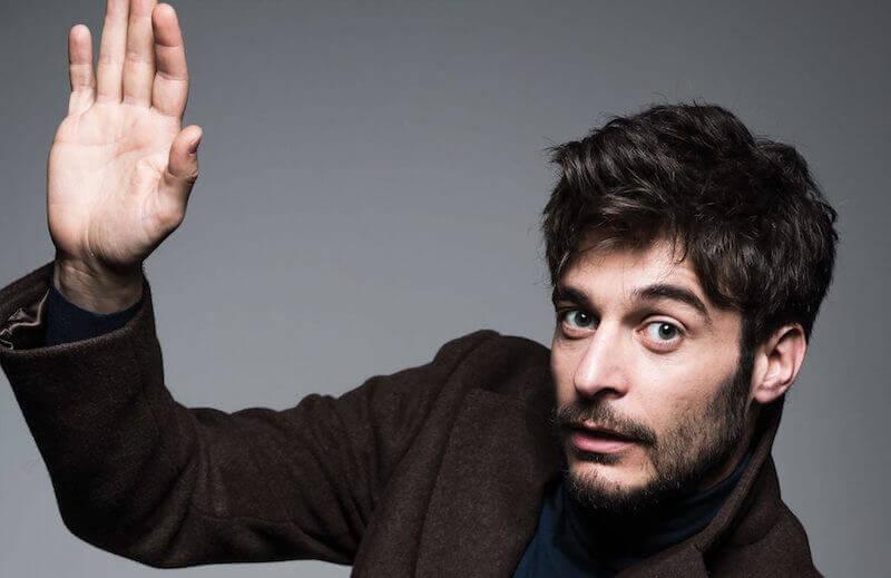Lino Guanciale (foto di Manuel Scrima)