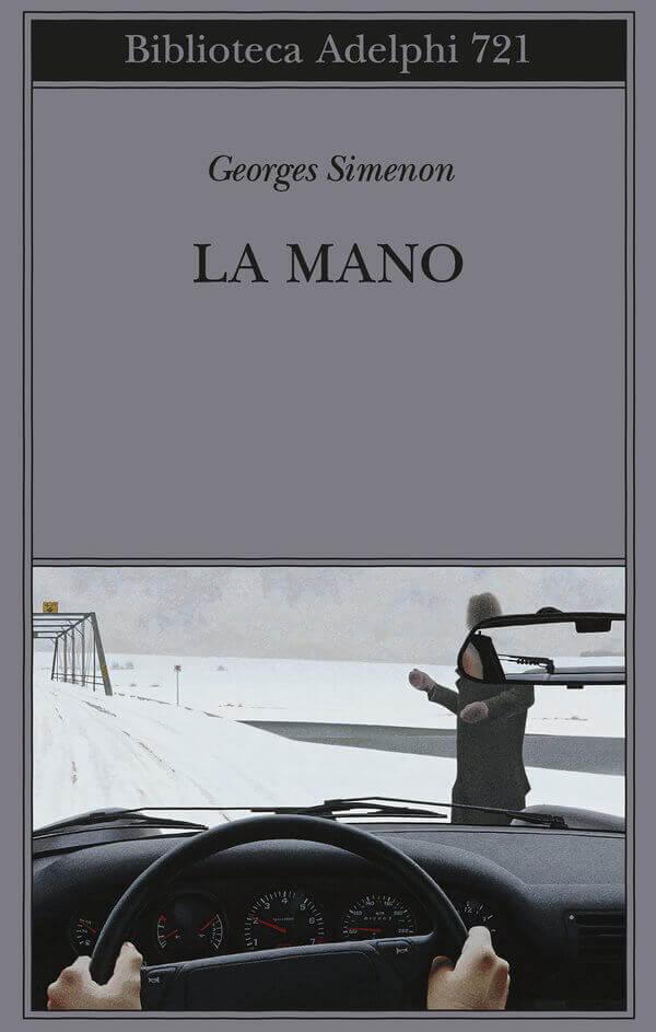 Georges Simenon, La mano, Adelphi