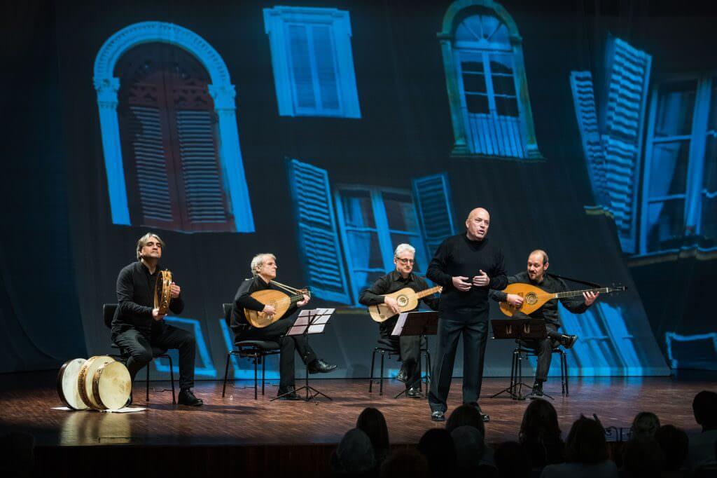 Ensemble di Marco Beasley (foto di Valters Pelns)