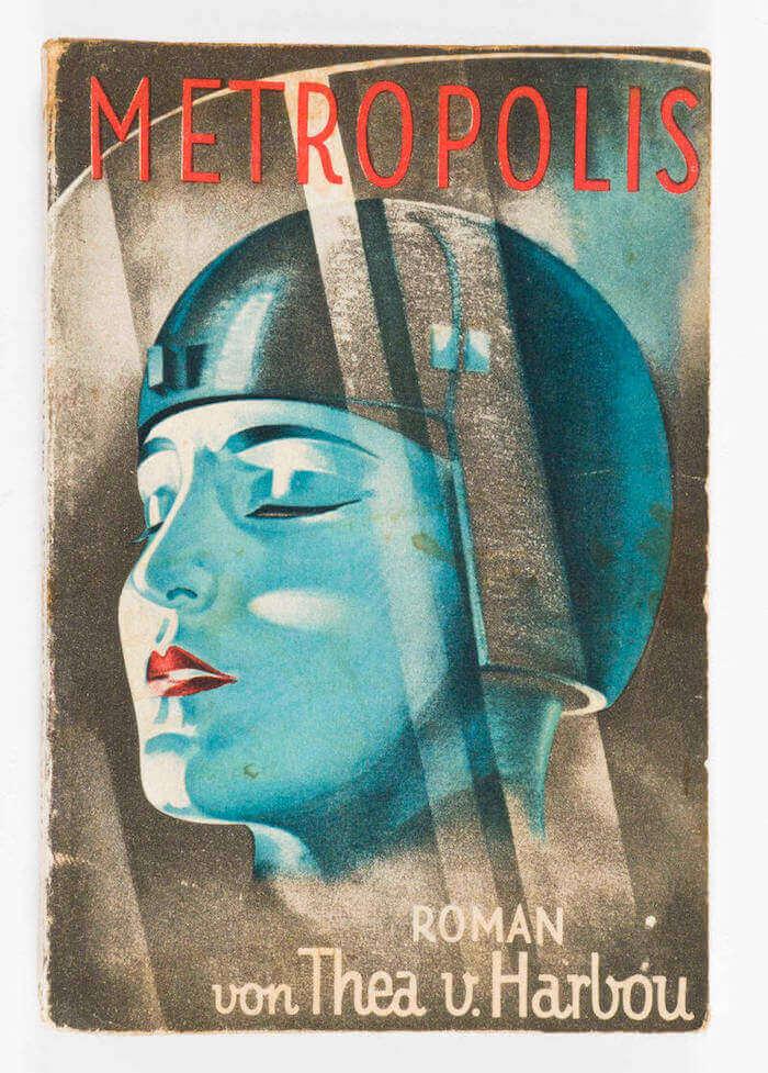 Thea von Harbou, Metropolis[edizione tedesca]. 1926