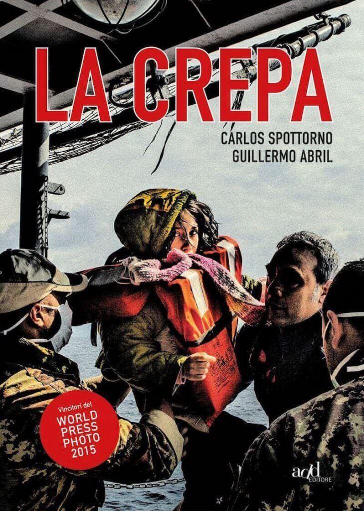 """""""La crepa"""" di Carlos Spottorno e Guillermo Abril, ADD Editore"""