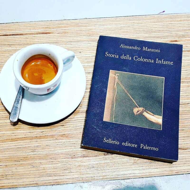 Alessandro Manzoni, Storia della Colonna Infame, Sellerio